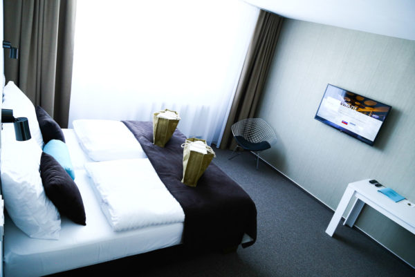 Hotel - Apartmán, spálňa
